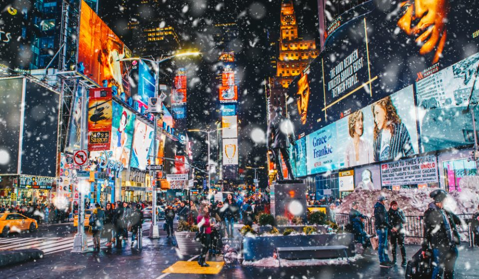 Give The Gift Of A Unique NYC Experience This Holiday Season With A Fever Gift Card