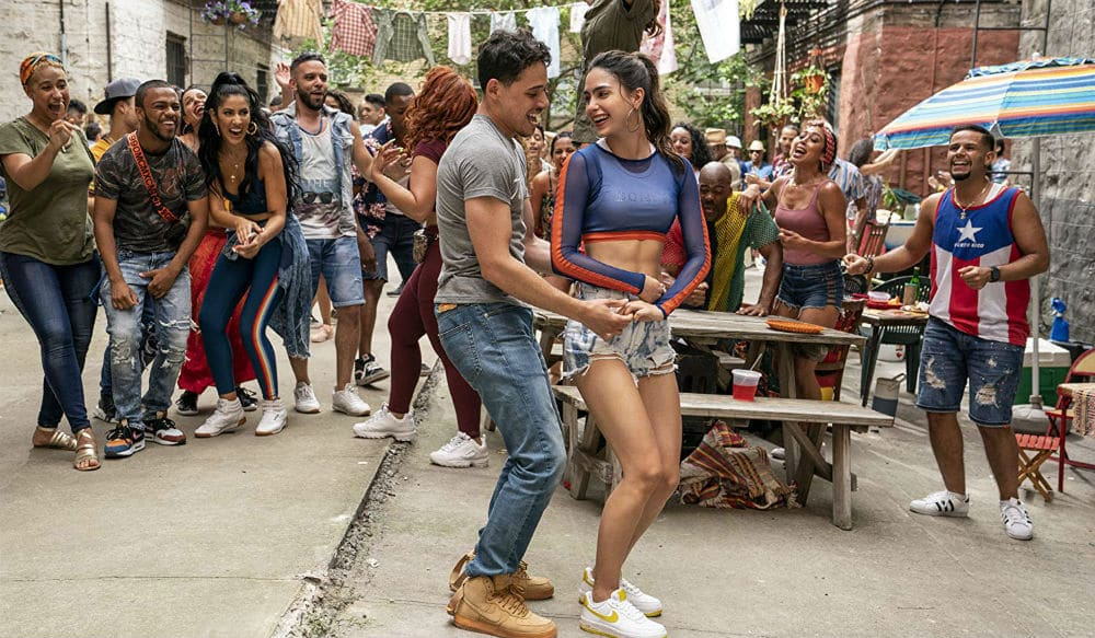 Watch The Just-Released Trailer For Lin-Manuel Miranda's Musical 'In The Heights' Movie