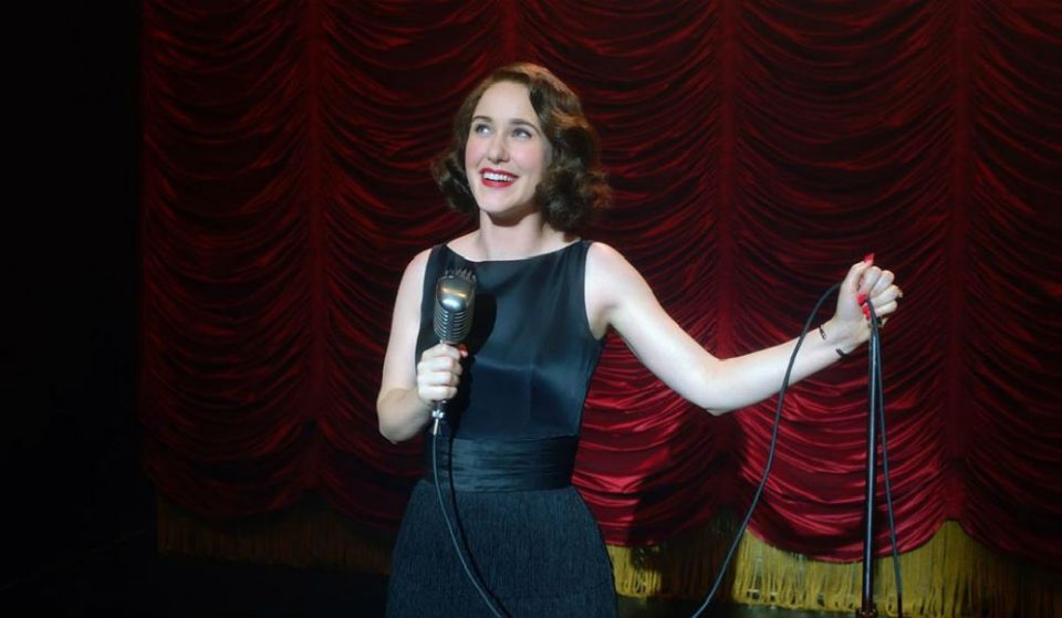 See All Of The 'Marvelous Mrs. Maisel' Hot Spots Up-Close On New NYC Tour