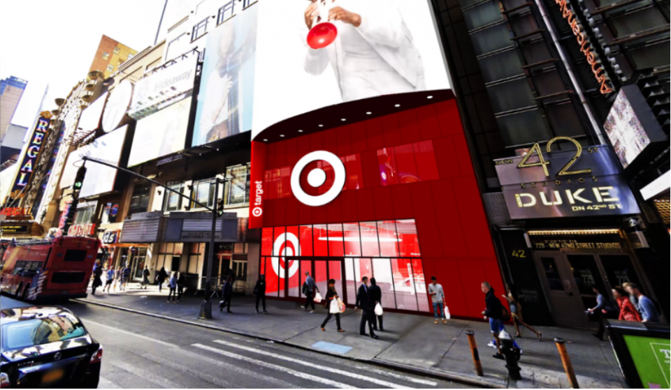 A New Target Store Is Coming To Times Square