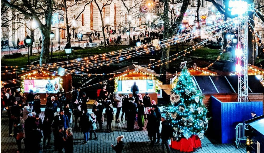 Travel To France At The First-Ever Alsace Market In Bowling Green Park