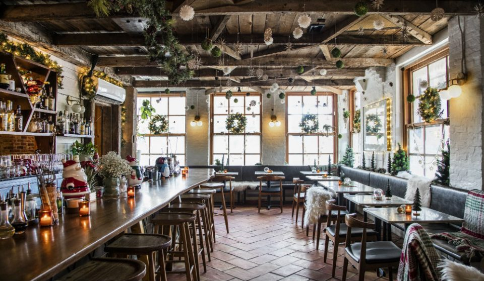 Dine In A Cozy Après Ski Lodge At 'Snowday In Brooklyn' Pop-Up