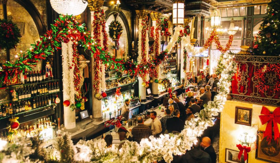These 10 NYC Spots Go ALL-OUT With Holiday Decor