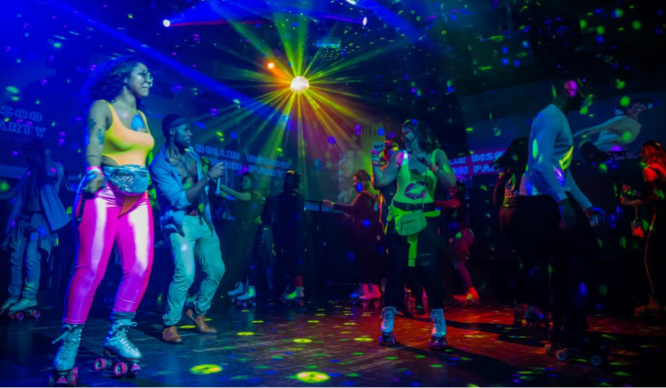 NYC Now Has A Roller Disco Brunch Party Straight Out Of An 80s Dream