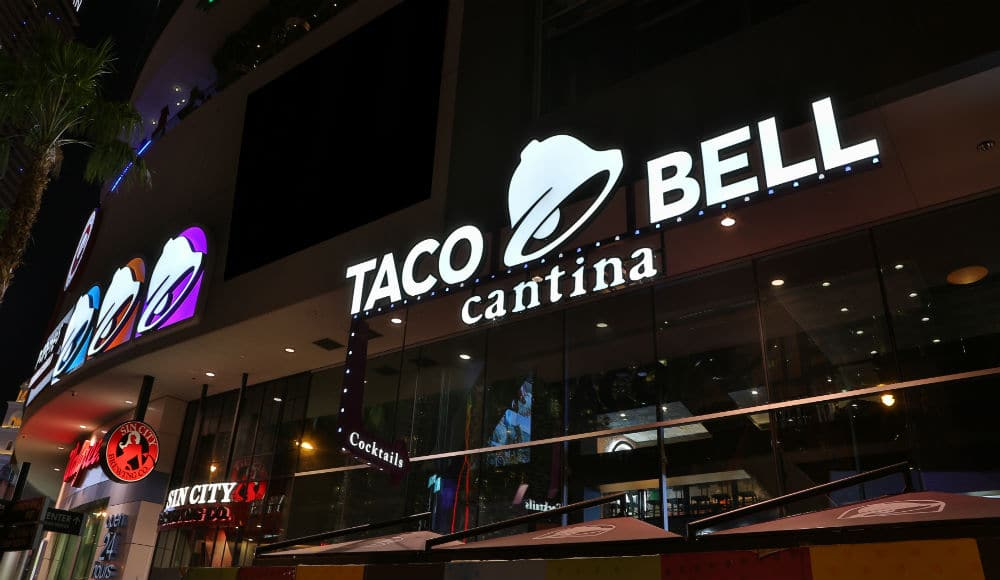 A Giant Taco Bell Cantina Flagship Is Coming To Midtown South