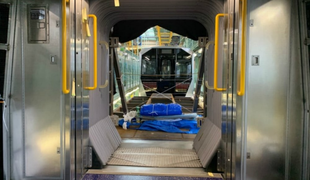 MTA's New Redesigned Subway Cars With 'Open Gangways' Will Be Rolling Out Soon