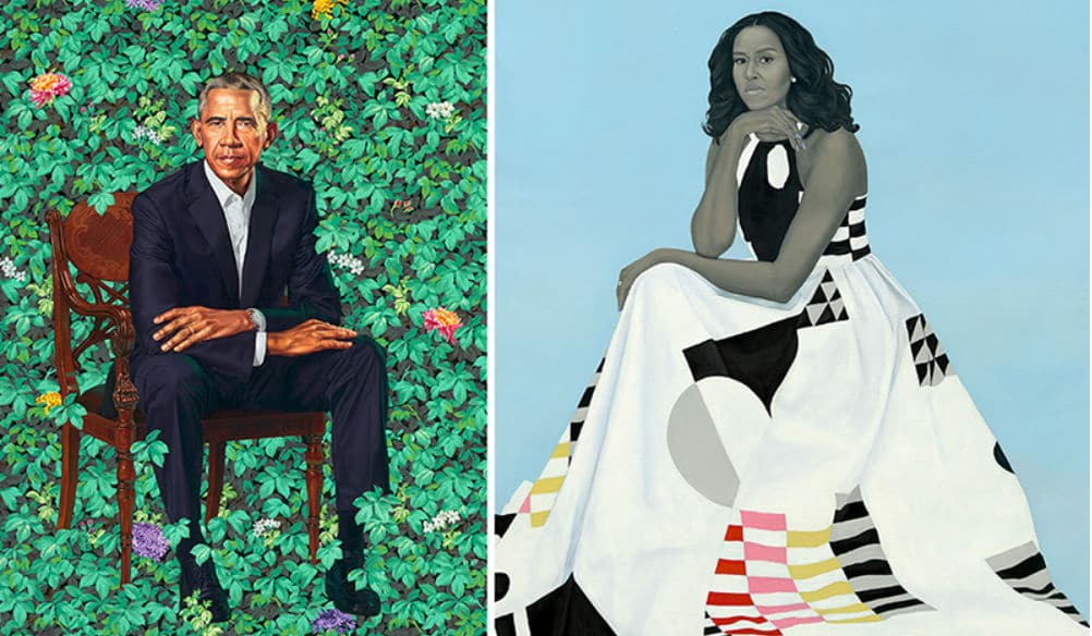 The Iconic Obama Portraits Are Coming To The Brooklyn Museum This Month
