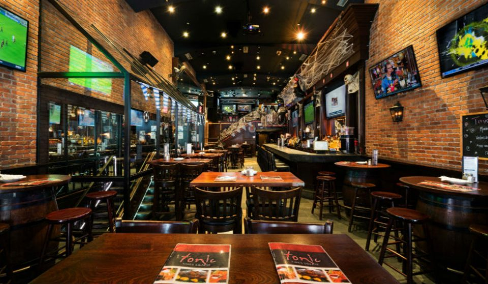 The 10 Best Sports Bars In NYC For Catching A Game