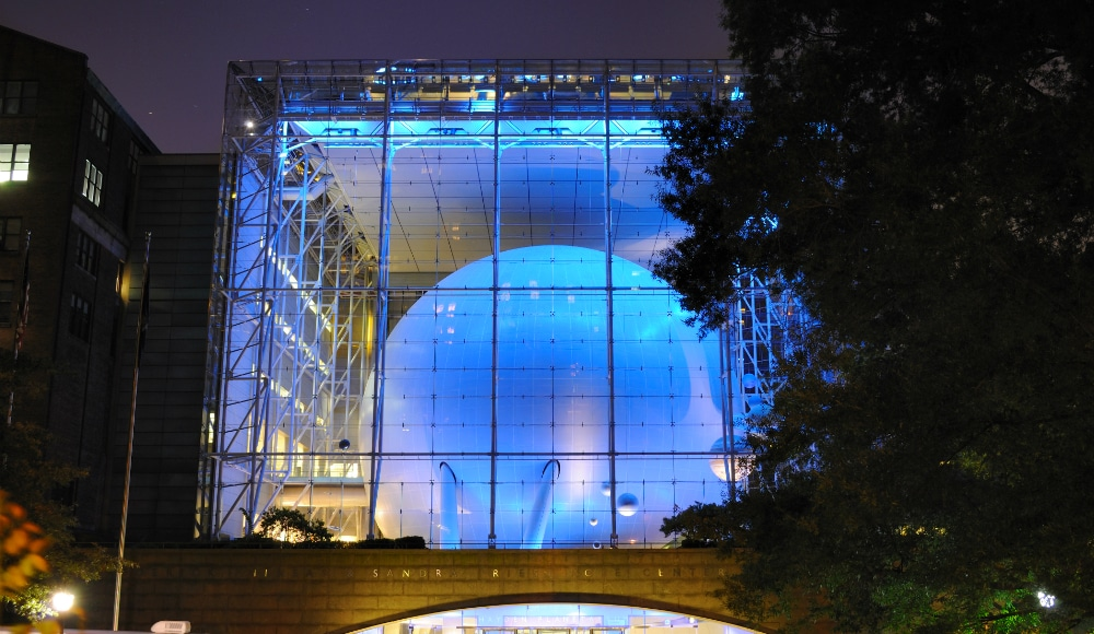 A Breathtaking New Planetarium Space Show Premieres At The Museum Of Natural History