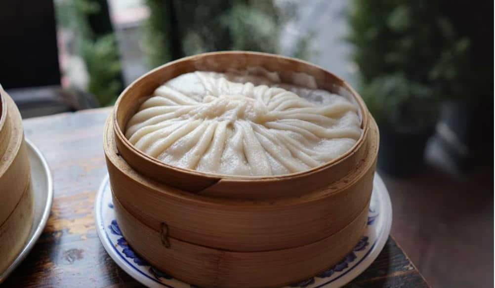 You Can Share The Biggest Soup Dumpling In All Of NYC At This Spot In The East Village • Drunken Dumpling