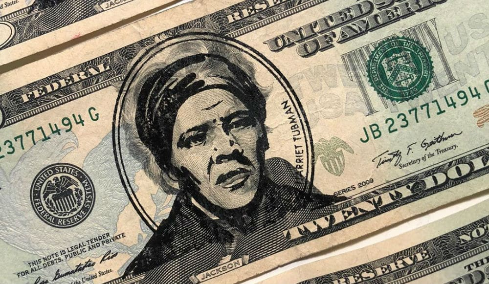 There Are Now Harriet Tubman $20 Bills In NYC Thanks To This Brooklyn Woman