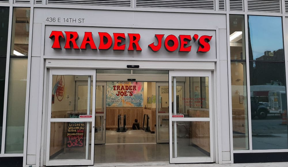A Trader Joe's Is Now Open In The East Village
