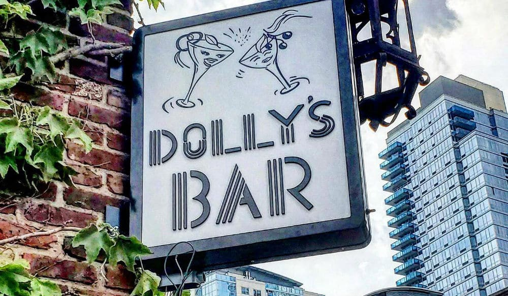 You'll Never Guess What Part Of This New Brooklyn Bar Is Dedicated To Dolly Parton • Dolly's