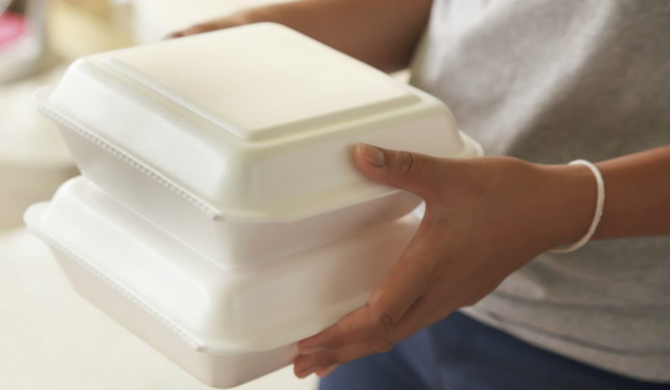 Styrofoam Packaging May Soon Be Banned Throughout All Of New York State