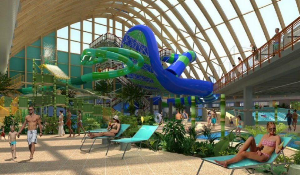 Largest Indoor Water Park In New York Is Open Year-Round
