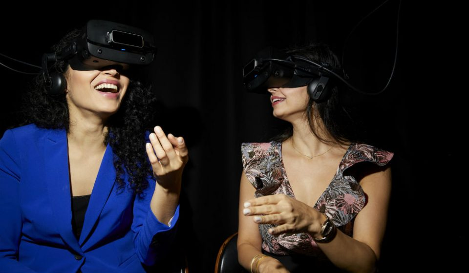 This Virtual Reality Dining Experience In Greenwich Village Is Straight Out Of The Future