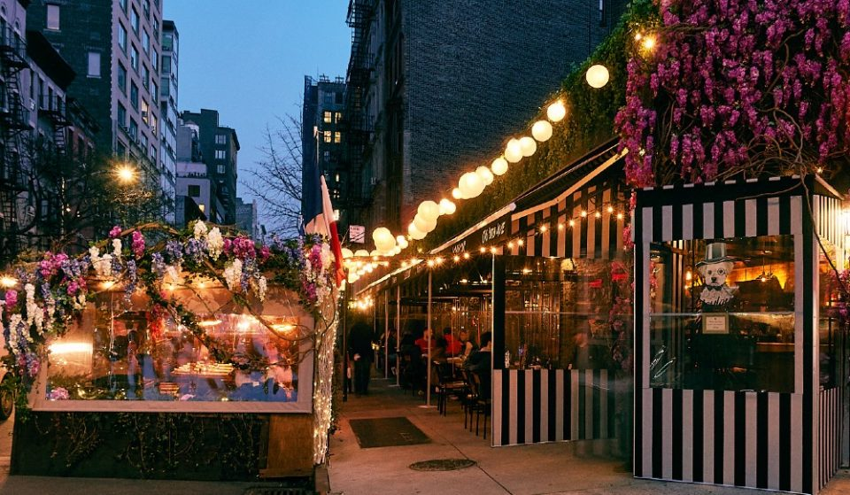 15 Most Romantic Restaurants For Outdoor Dining In NYC
