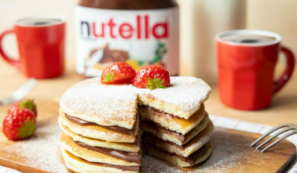 Get Free Pancakes And Jars Of Nutella At Grand Central This Weekend