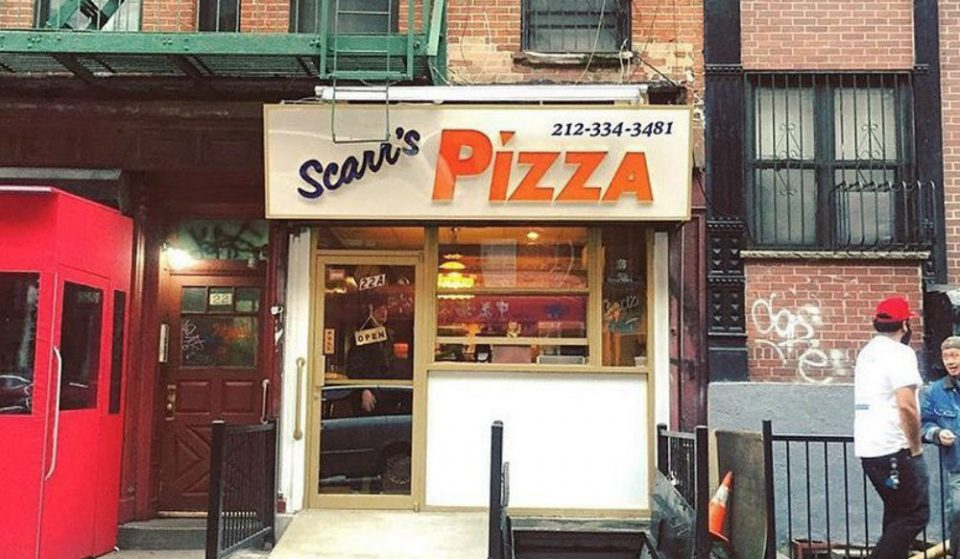 Lower East Side Favorite Scarr's Pizza Is Coming To Midtown