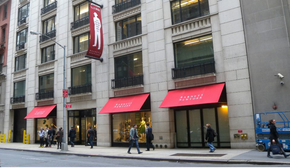 Iconic Barneys New York Stores Will All Officially Close This Weekend