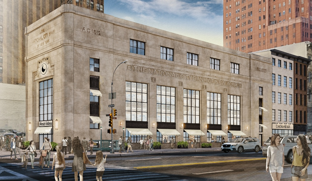 There's A Huge New Food Hall Coming To Canal Street This Year • Mercato Fabbrica