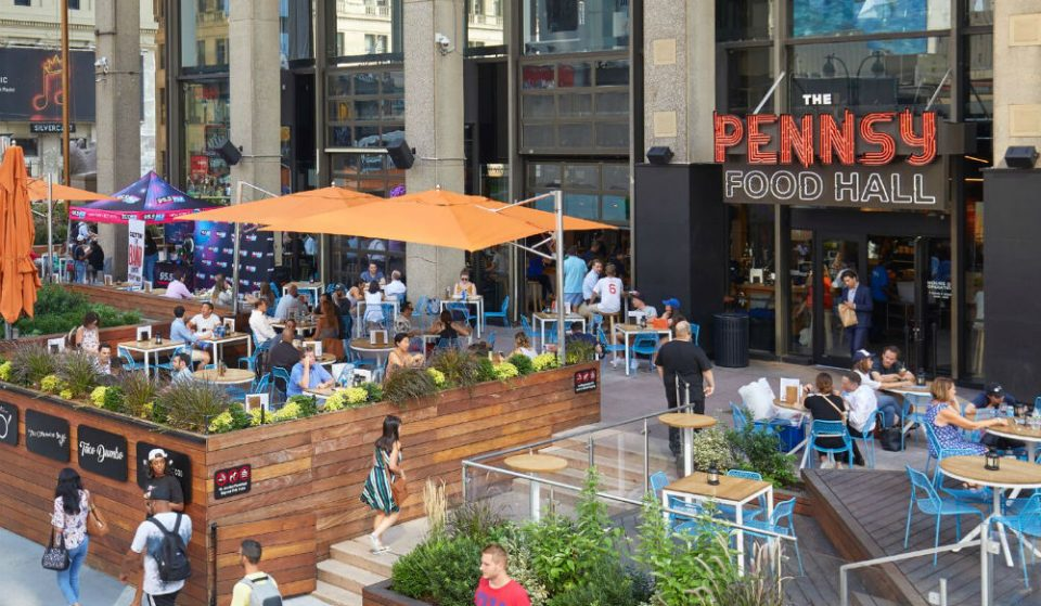 The Pennsy Food Hall Next To Penn Station Will Close At The End Of March