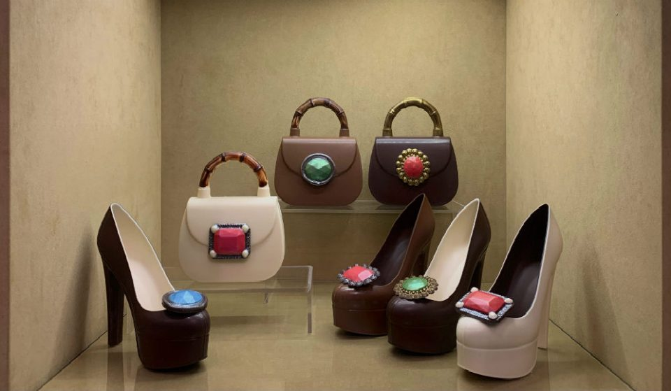 You Can Get High Heels And Purses Made Entirely From Chocolate At A New FiDi Shop
