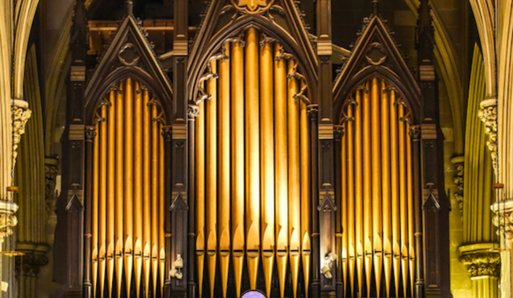 Listen To A Breathtaking Bach Performance Inspired By One Of NYC's Oldest Churches This Fall