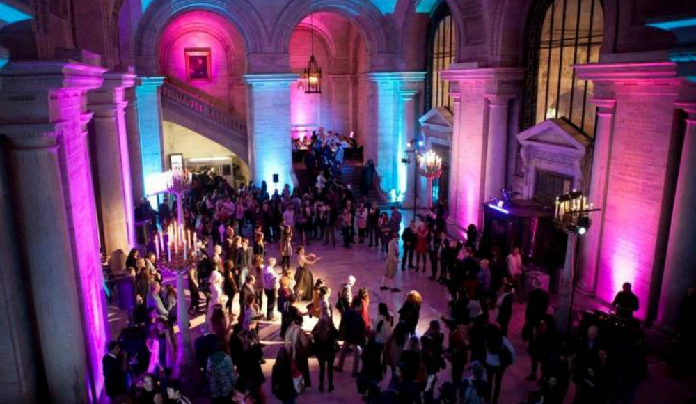 The NY Public Library Will Host An After Hours Valentine's Day Party Tomorrow