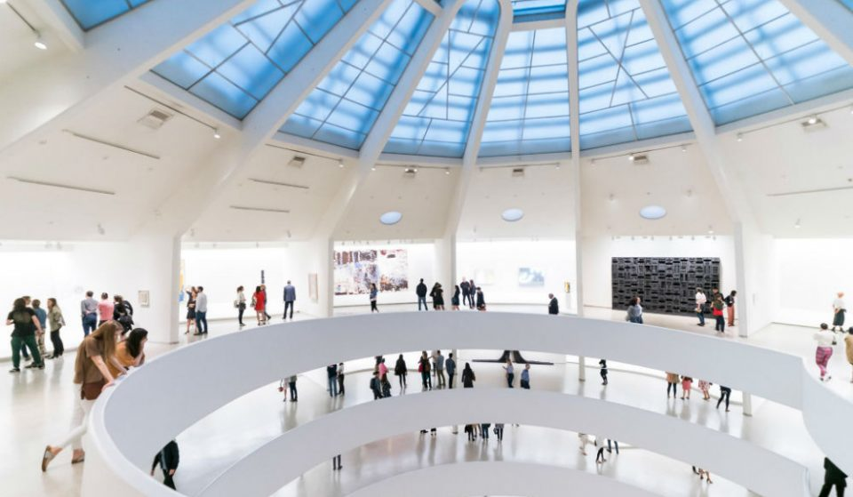 The Guggenheim Is Offering Highly Discounted Tickets Now Through February 18