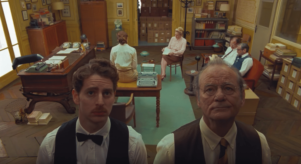 First Trailer For Wes Anderson's 'The French Dispatch' Has Been Released