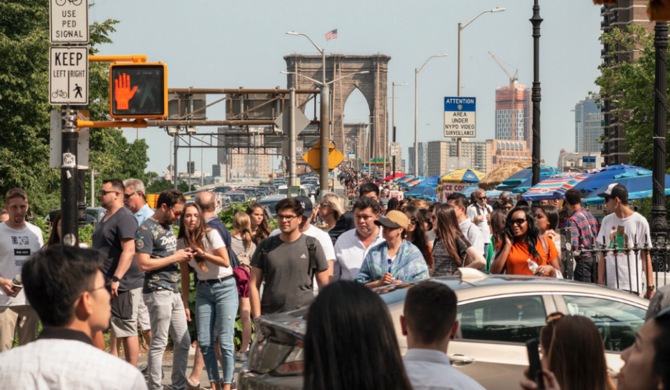 Crossing The Brooklyn Bridge Will Become Much Less Crowded Thanks To New City Design Contest