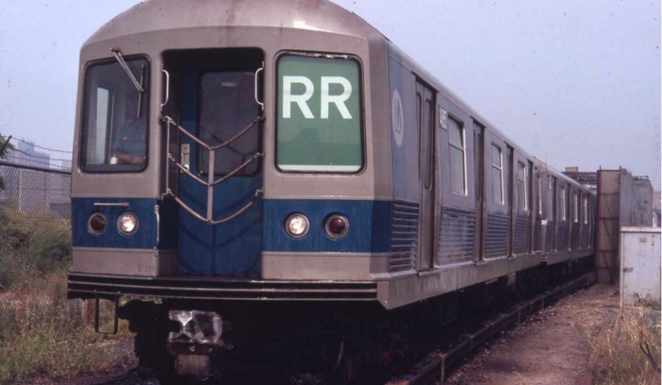 These Historic 1969 Subway Cars Are Taking Their Final Ride This Morning