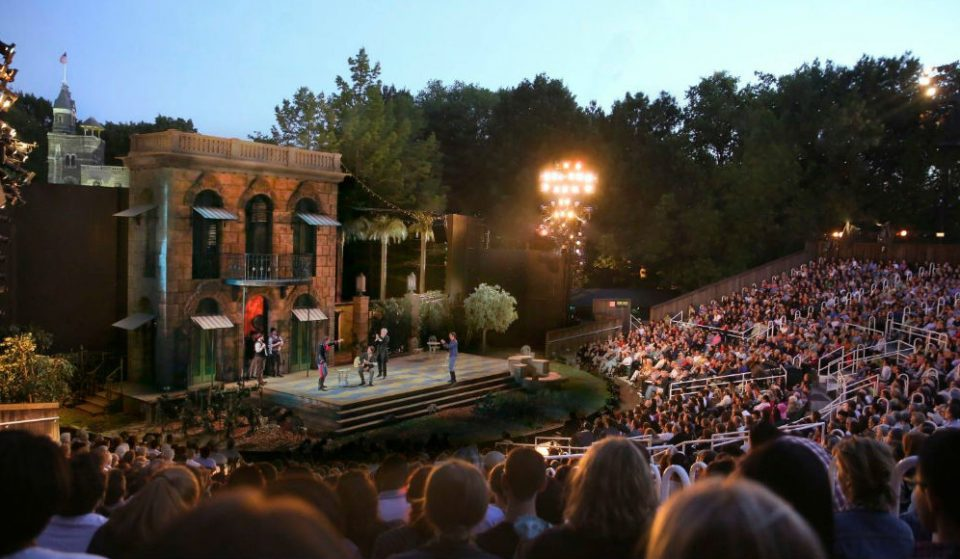 Shakespeare In The Park Will Officially Return To Central Park This Summer