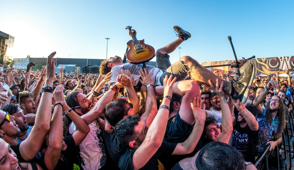 Live Music Is Good For Your Health, Study Shows
