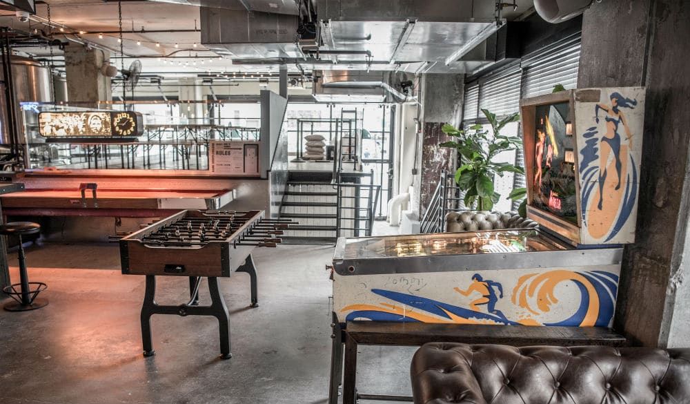 A Giant Brewery & Gaming Space Is Coming To The Williamsburg Waterfront • Randolph Beer