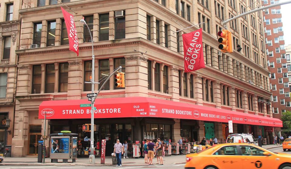 Iconic Strand Book Store Is Opening On The Upper West Side In March