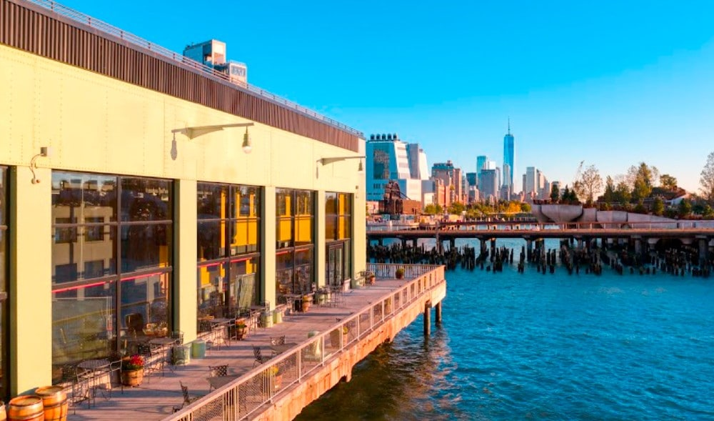 City Winery's Massive New Flagship Opens On The Pier 57 Waterfront This Thursday