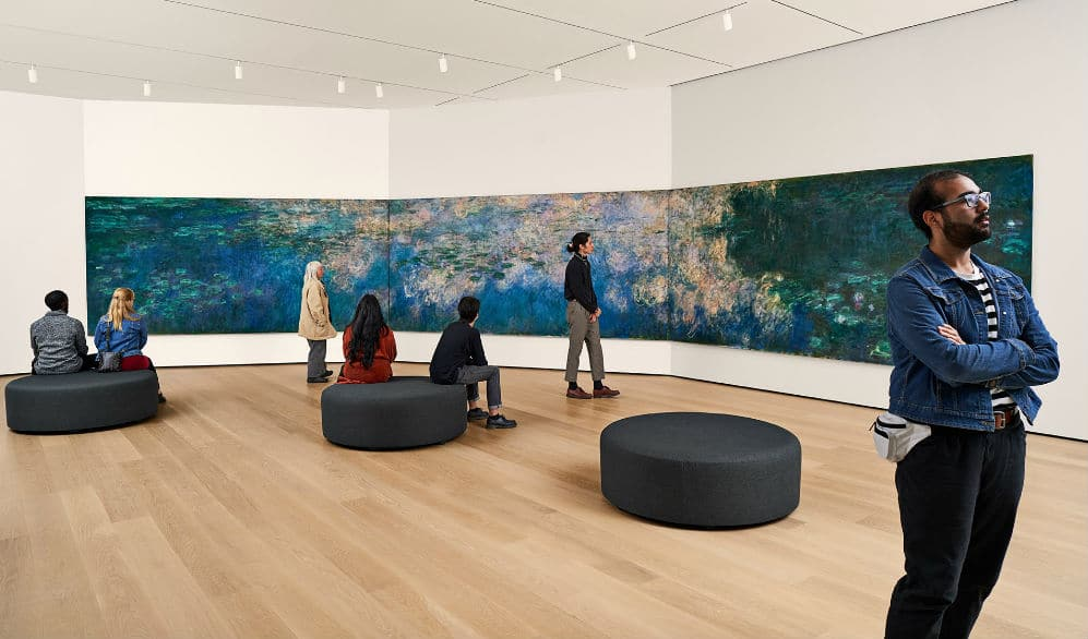 MoMA Is Giving New Yorkers Access To Free Art Courses & 'Virtual Views' Of Its Galleries