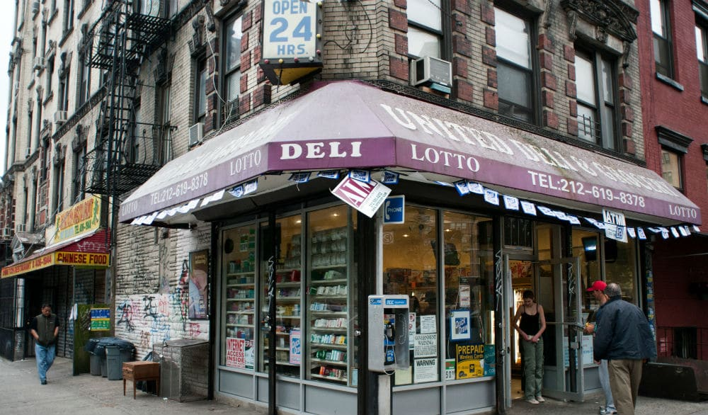 You Can Now Order Delivery From Your Favorite Bodega Thanks To This New App