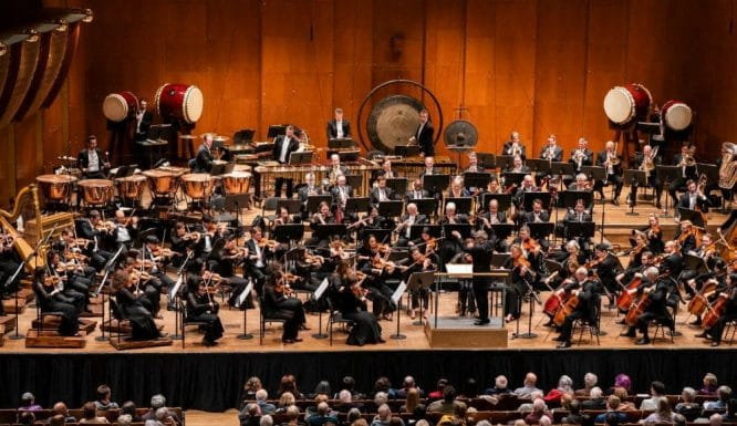You Can Now Watch Free Weekly Concerts From The New York Philharmonic