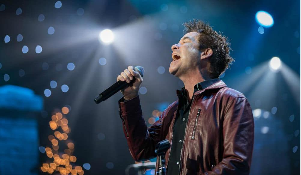 Watch Train Frontman Pat Monahan Interview & Sing With Comedian Nick Swardson LIVE Tonight