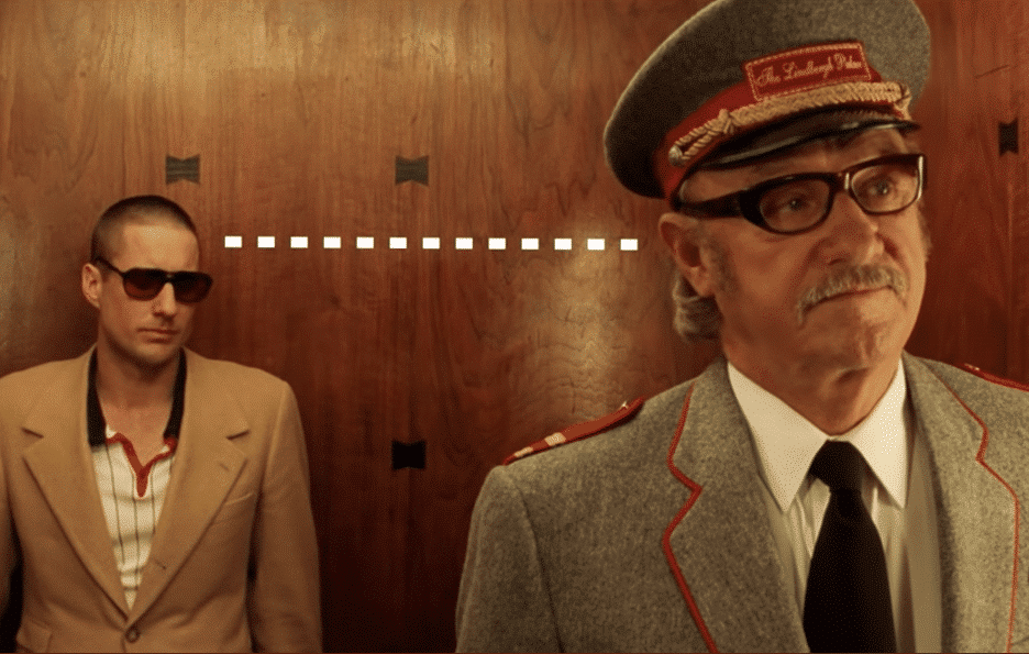 Turns Out Wes Anderson's Colorful Characters Have Been 'Social Distancing' All Along