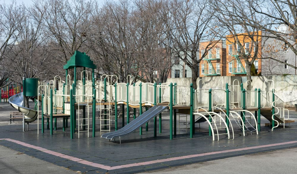 Cuomo Closes All NYC Playgrounds Because They Are Still Too Crowded