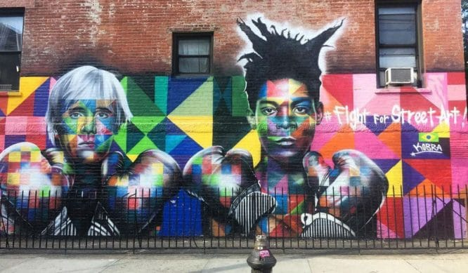Explore NYC's Most Impressive Street Art With This 360-Degree Virtual Walking Tour
