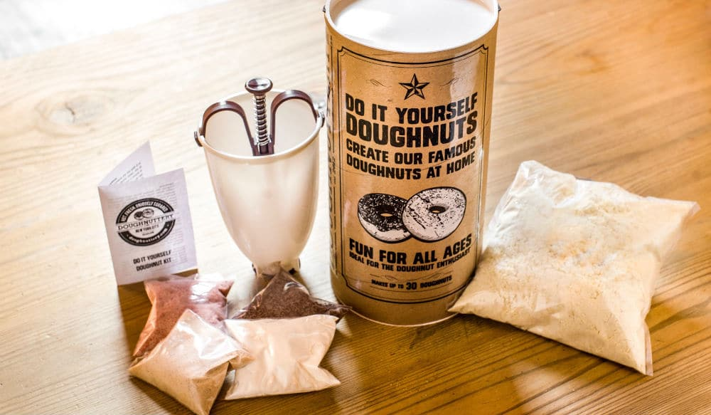 This NYC Bakery Is Delivering DIY Doughnut Kits