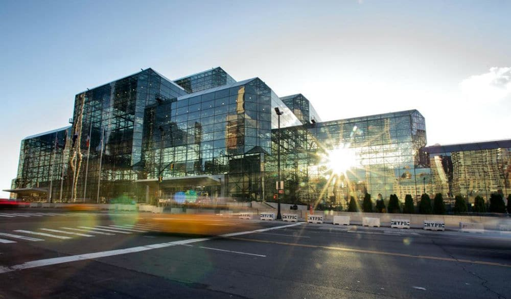 New York Is Turning The Javits Center Into Four Hospital Facilities To Treat Coronavirus Patients