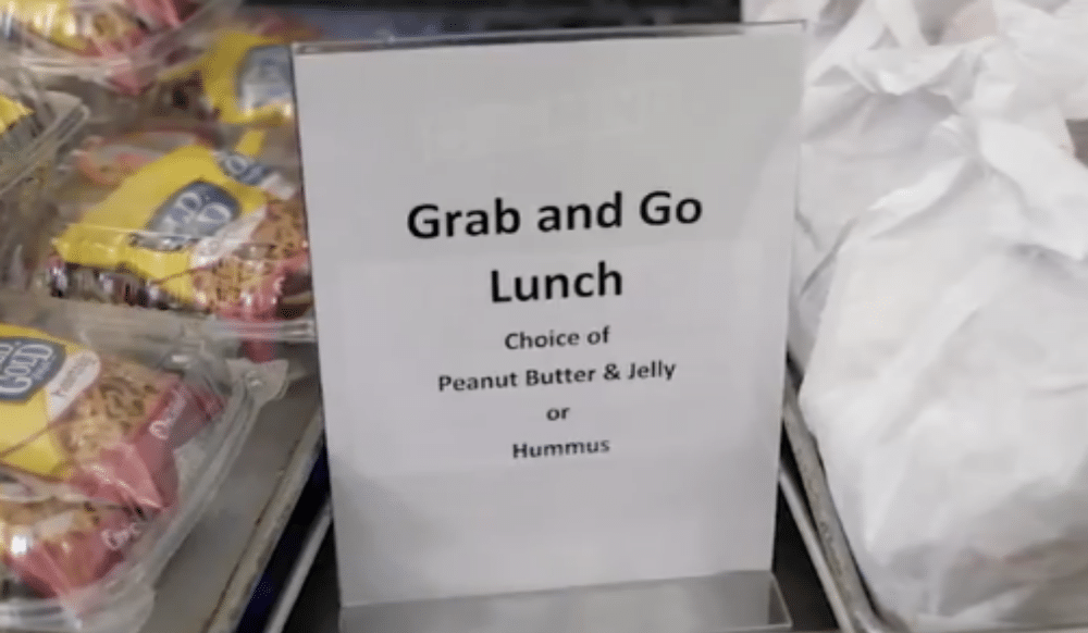How NYC Is Making Sure Students In Need Can Still Get Free Meals During School Closures