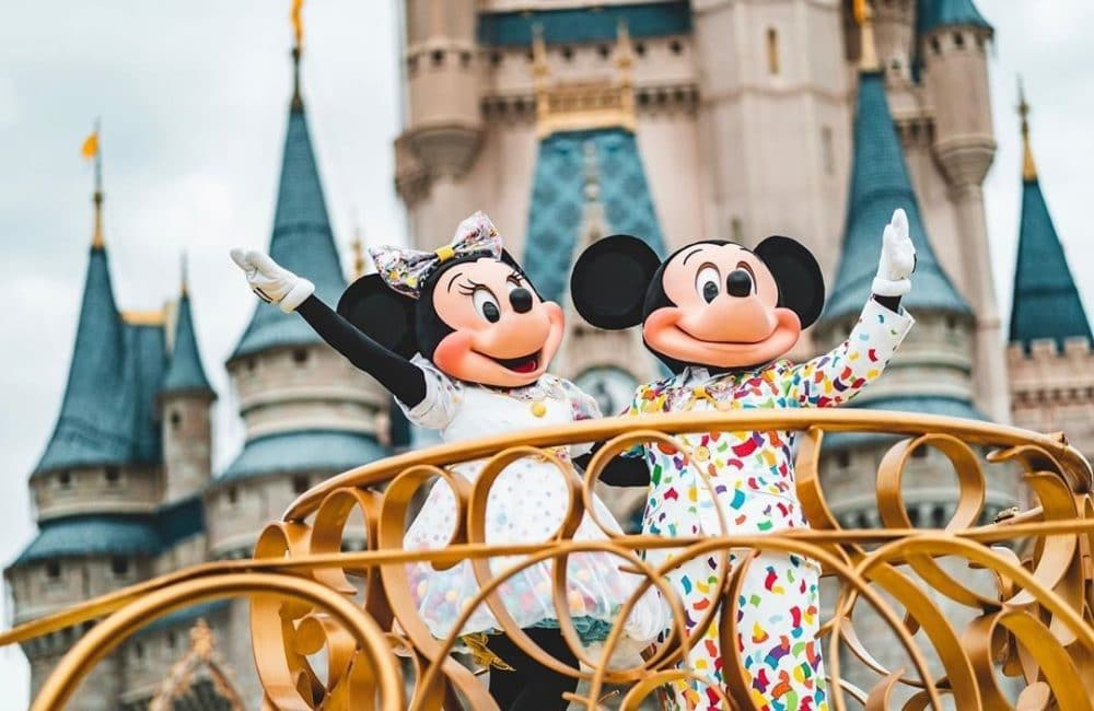 Now Anyone Can Visit The 'Happiest Place On Earth' Through Virtual Disneyland Rides