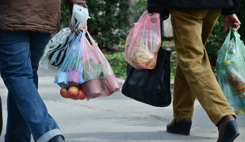 NYC's Plastic Bag Ban Will Officially Be Enforced Starting Today